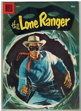 THE LONE RANGER #93 1956 EARLY SILVER AGE!