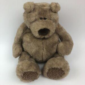 "Gund Bearface Plush Teddy Bear 20"" HTF EUC Cute Cuddly 2481"