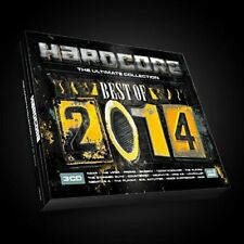 Hardcore  The Ultimate Collection Best Of 2014 [CD]
