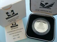 1986 Australia $10 Proof Silver Coin State Series  - SOUTH AUSTRALIA SA