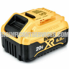 DEWALT DCB206 20V Max XR 6.0AH Premium Lithium Ion Battery Pack