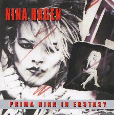 NINA HAGEN - CD - PRIMA NINA IN EKSTASY  ( Rar )