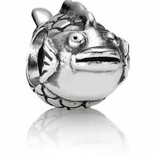 AUTHENTIC PANDORA HAPPY FISH CHARM BRAND NEW RETIRED STERLING SILVER #790392 F/S