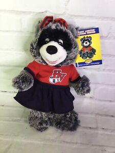 Build A Bear HV Hudson Valley Renegades Raccoon Plush Stuffed Animal Souvenir