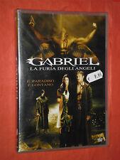 DVD  FILM- GABRIEL- la furia degli angeli- CON GABRIEL WHITFIELD - SIGILLATO