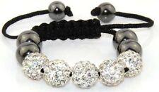 Fashion Children Jewellery Kids 10MM Shamballa Bracelet Baby Gift