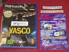 Sony Singstar Vasco Ps2 - Ps2-ssva