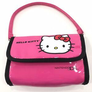 Nintendo Hello Kitty Game Traveler For Nintendo Pink For DS 7E