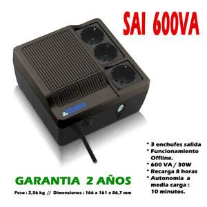 SAI 600VA / 300W