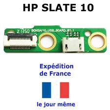 Connecteur de CHARGE HP SLATE 10 HD Dock Port micro USB Nappe Flex