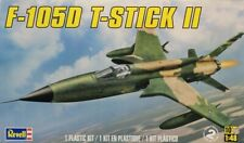 Revell 1:48 F-105 D T-Stick II Plastic Aircraft Model Kit #85-5866U