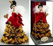 Disney Regina di Cuori Queen of Heart Alice Villains doll Designer Collection