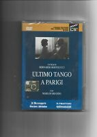 """""""ULTIMO TANGO A PARIGI"""" con MARLON BRANDO. VERSIONE RIMASTERIZZ .DVD  COME NUOVO"""