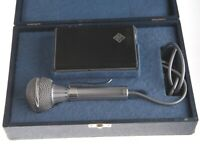 TELEFUNKEN SENNHEISER MD405 Prototyp Vintage Mikrofon 1960s UNGETESTET