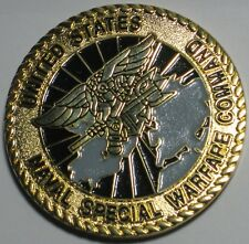 DEPARTMENT OF THE NAVY UNITED STATES NAVAL SPECIAL WARFARE COMMAND COIN