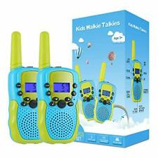 New ListingWalkie Talkies for Kids 22 Channels 2 Way Radio Toy with Lcd Flash 3 Miles Range