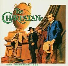 The Charlatans: same (1969) + 1 bonus track RAR! NUOVO