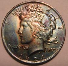 1924 PEACE DOLLAR  #14-123-166