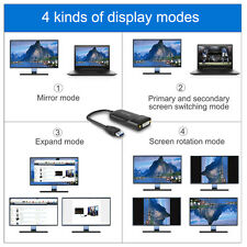 Wavlink USB3.0/2.0 to DVI Multi-Display Adapter up to 2048x1152/1920X1200