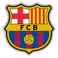 Barcelona FC Spain Soccer Football Car Bumper Sticker Decal 5'' x 5''