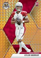 2020 Mosaic Football Base - Complete your Set - Pick Your Card Veterans Inserts