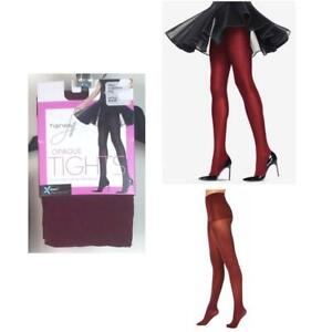 Womens Hanes X-Temp Opaque Control Top Tights Tall Choose Size New HFT012