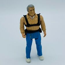 """John Hannibal Smith Vintage A-Team Action Figure 6"""" 1983 Cannell Products"""