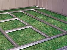 Arrow Sheds Fb1014 Floor Frame Kit for 10'x11' 10'x12' 10'x13' & 10'x14' Arr.