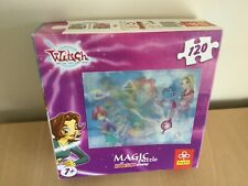 DISNEY WITCH MAGIC PUZZLE 120 PIECE WITH VISUAL ECHO TECHNOLOGY