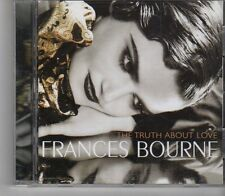 (FX664) Frances Bourne, The Truth About Love - 2009 CD