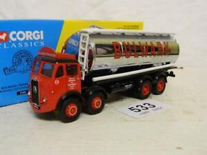 Corgi 1:50 Atkinson 8 Wheel Tanker Bulwark Transport Ltd Box 27301