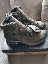 Salomon quest 4D 3 gtx boots. Brand new (SIZE 10)