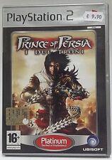 Prince of Persia 3: I Due Troni per PS2 - PlayStation 2 - PLATINUM - PAL