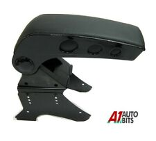 Arm Rest Armrest Black Console Vw Golf Mk3 Mk4 Mk5 Polo Bora