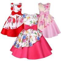 Wedding tutu flower girl baby dress princess kid formal dresses party bridesmaid