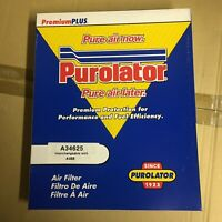 Purolator A34625 Air Filter For Ford Courier 96-06 Mazda Bravo 99-06 Ryco A488