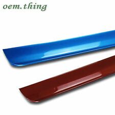 PAINTED Chrysler 300C Rear Sedan Boot Trunk Lip Spoiler Wing 10 #PDM ○