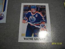 WAYNE GRETZKY 1987-88 OPC MINI #13 IN GREAT SHAPE