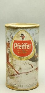 Pfeiffer Flat  Top Beer Can