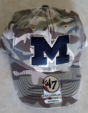 promo code 8edf2 a4853 ... switzerland michigan wolverines ncaa womens sparkle camo clean up hat  9f7fe eebf2