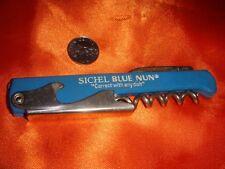 Sichel Blue Nun® Pocket Tools, Bottle Opener and Others
