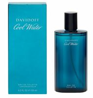 Davidoff Cool Water Cologne for Men 125ml EDT Spray