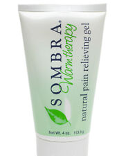 NEW 4 OZ Tube of Sombra Warm Therapy Pain Relieving Gel with Fast FREE Shipping