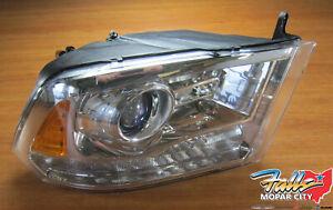 2013-2015 Ram 2500 3500 4500/5500 Right Bi-Function Projector Chrome Headlamp