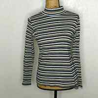 Basic Editions Striped Top