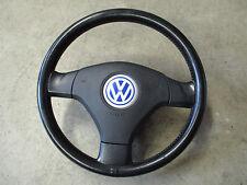 W8 Lederlenkrad VW Golf 4 Bora Passat 3B 3BG Sportlenkrad Lenkrad 3B7419091B