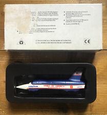 1965 Spirit Of America Sonic 1 Toy Model Car. Lledo 1993 Kellogg's Mail Order.