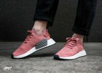 Adidas Originals Womens All Sizes NMD_R2 Primeknit Trainers Casual/Running Shoes