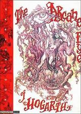 The Arcane Eye of Hogarth, Burne Hogarth, Acceptable Book