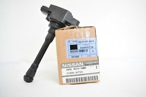 Genuine Nissan / Infiniti Ignition Coil Assembly 22448-1KT1A / 224481KT1A OEM
